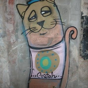 Street art Costah Porto Portugal