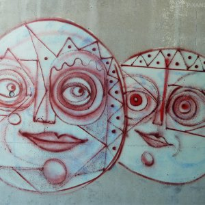 Graffiti street art Montpellier