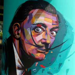Graffiti dali Montpellier